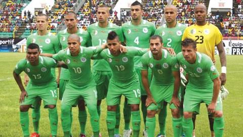 Đội tuyển Algeria