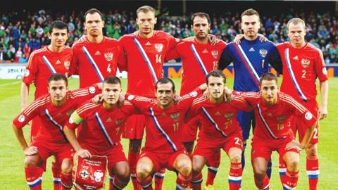 Đội tuyển Nga