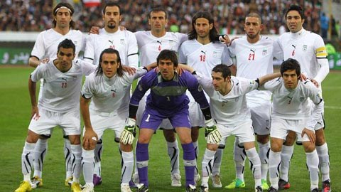 Đội tuyển Iran