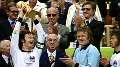 Tây Đức vô địch tại World Cup 1974