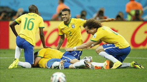 Brazil 3-1 Croatia (World Cup 2014)