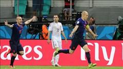 Tây Ban Nha 1-5 Hà Lan (World Cup 2014)