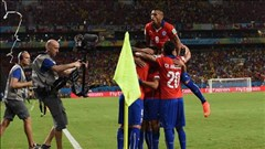 Chile 3-1 Australia (World Cup 2014)