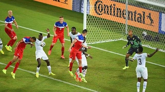 Ghana 1-2 Mỹ (World Cup 2014)