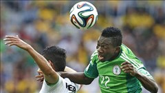 Iran 0-0 Nigeria (World Cup 2014)