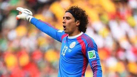 Người hùng trong trận đấu quả cảm của Mexico trước Brazil