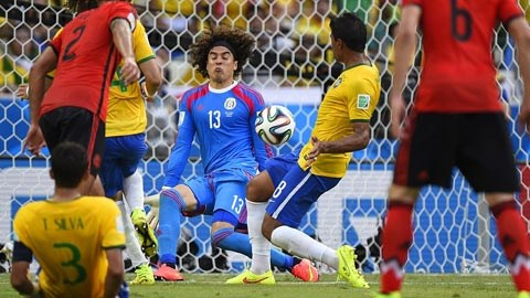 Brazil 0-0 Mexico (World Cup 2014)