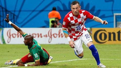 Cameroon 0-4 Croatia (World Cup 2014)