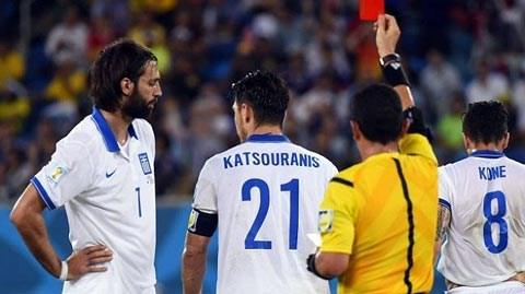 Nhật Bản 0-0 Hy Lạp
