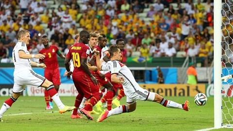 Đức 2-2 Ghana