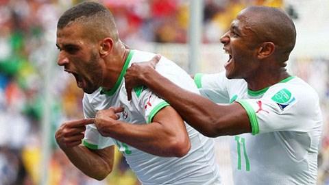 Hàn Quốc 2-4 Algeria