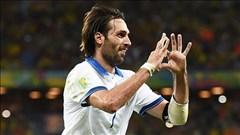 Bờ Biển Ngà 1-2 Hy Lạp: Hy Lạp giành vé phút chót