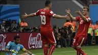 Honduras 0-3 Thụy Sỹ: Cú hattrick thứ hai