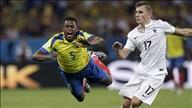 Ecuador 0-0 Pháp: Trận đấu của sự quả cảm
