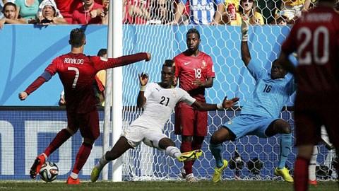 Bồ Đào Nha 2-1 Ghana: Chiến thắng danh dự
