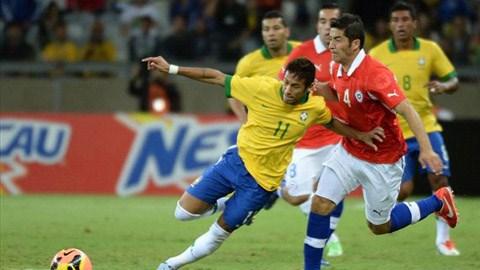 Brazil và  Chile  Ai Là Người Chiến Thắng