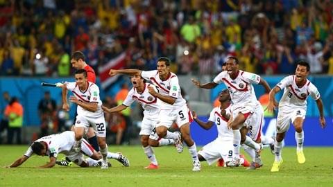Hy Lạp 1-1 Costa Rica (pen 3-5): Đá với 10 người, Costa Rica vẫn đi tiếp