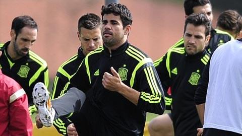 Costa sắp là người của Chelsea