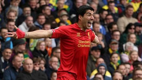 Suarez đang được BLĐ Barca theo sát