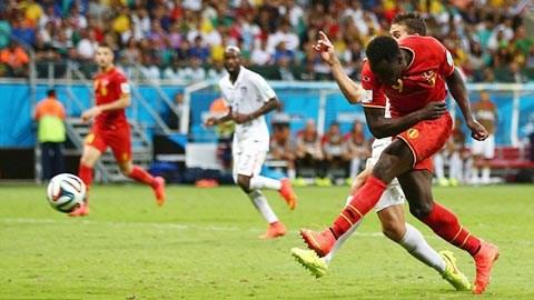 Bỉ 0-0 Mỹ (HP: 2-1): Quỷ đỏ vào tứ kết