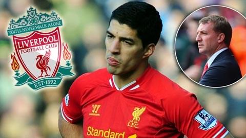 Liverpool liệu có bán Suarez?