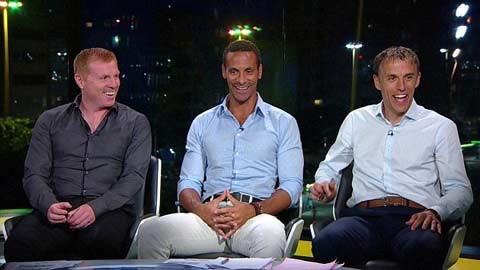 Ferdinand (giữa) vẫn chưa thuộc về QPR