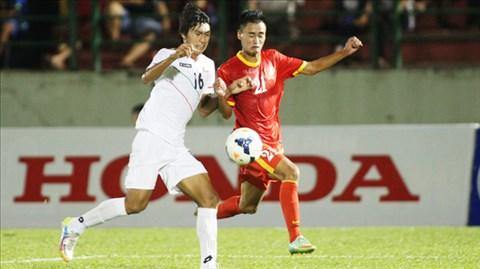 Đã có những nét tích cực trong tư duy chơi bóng của các cầu thủ ở trận thắng Myanmar