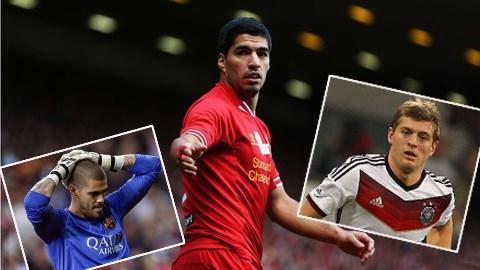 Vụ chuyển nhượng Luis Suarez vẫn chưa được dứt điểm
