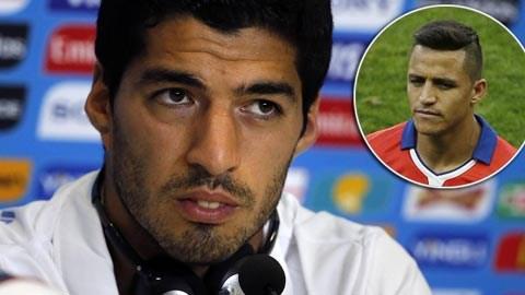 Suarez sẽ chỉ tới Barca nếu Sanchez tới Liverpool theo chiều ngược lại