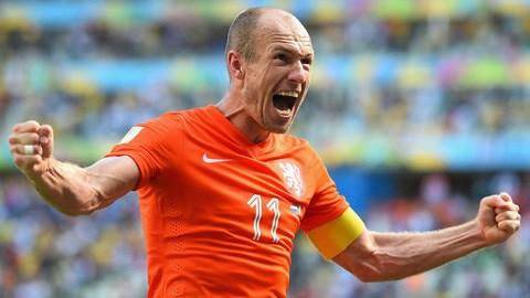 Robben là một tấm gương về nghị lực