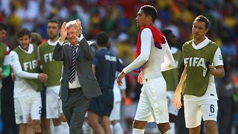 HLV Hodgson được hỗ trợ nhiệt tình
