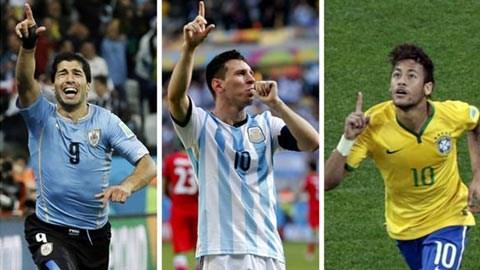 Với Suarez, Barca sẽ có hàng công mạnh nhất thế giới