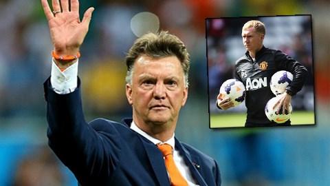 Scholes hết lời khen ngợi Van Gaal