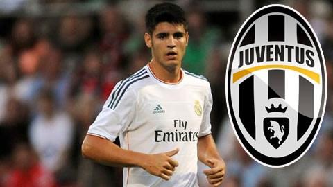 Morata đã thuộc về Juventus