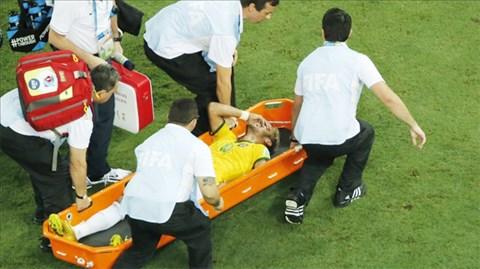 Neymar sẽ phải xa sân cỏ 45 ngày