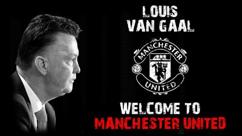 HLV Van Gaal sẽ có trận đấu ra mắt sân Old Trafford vào ngày 12/8