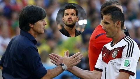 ĐT Đức tại World Cup 2014 rất đa dạng về chiến thuật