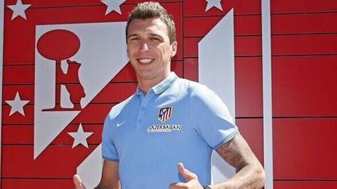 Mandzukic chính thức là người của Atletico