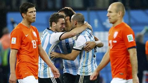 Sau trận thua đau Argentina, người Hà Lan chẳng còn mặn mà với trận tranh giải Ba