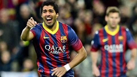 Suarez chưa chắc đã hợp với phong cách của Barca