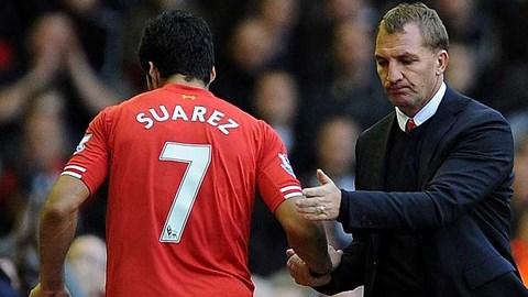 Rodgers tin rằng Liverpool vẫn mạnh kể cả khi không có Suarez