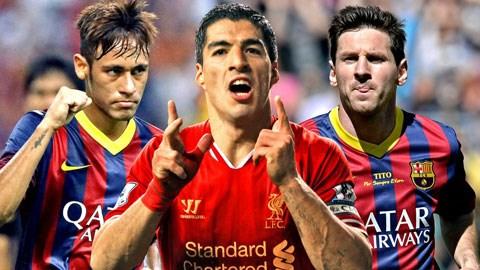 Suarez sẽ thành công ở Barca?