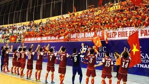 ĐT futsal Việt Nam tập trung trở lại chuẩn bị cho giải đấu giao hữu tại Trung Quốc