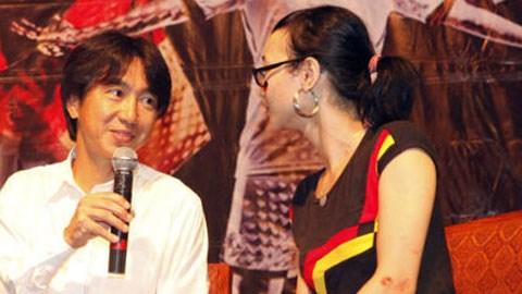 Fanfest Hội CĐV Đức vinh dự được tiếp đón HLV Toshiya Miura của đội tuyển Việt Nam trong đêm chung kết