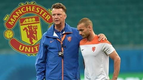 Sneijder sẽ được bán rẻ để giảm quỹ lương
