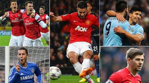 Các đội bóng lớn Anh có lịch giao hữu dày đặc mùa Hè này