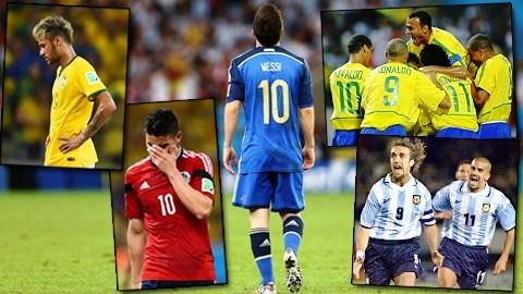 """Góc nhìn: Đâu rồi chất """"phiêu"""" của Nam Mỹ? ( World Cup 2014)"""