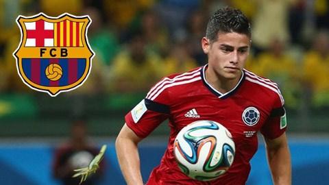 James Rodriguez là ngôi sao của World Cup 2014