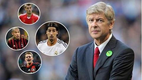 Những mục tiêu mà Arsenal có thể đưa về Emirates mùa Hè này