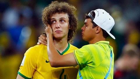 Thiago Silva và David Luiz vừa trải qua một kỳ World Cup thảm bại